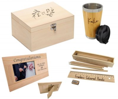 Wooden Gift Collection