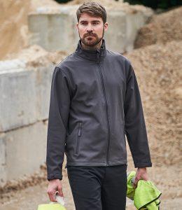 Personalised Soft Shell Jacket