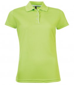 SOL'S Ladies Performer Piqué Polo Shirt