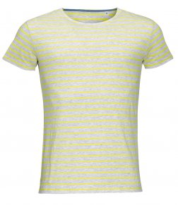 SOL'S Miles Striped T-Shirt
