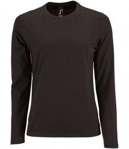SOL'S Ladies Imperial Long Sleeve T-Shirt