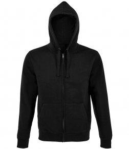 SOL'S Spike Full Zip Hooded Sweatshirt