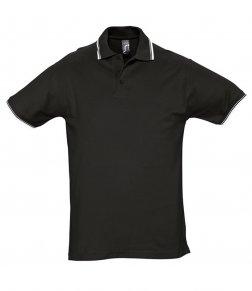 SOL'S Practice Tipped Cotton Piqué Polo Shirt