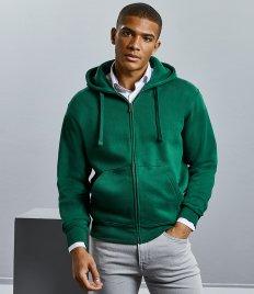 Russell Authentic Zip Hooded Sweatshirt