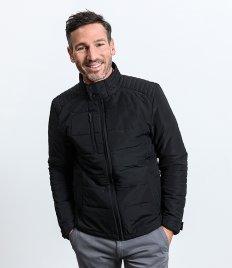 Russell Cross Padded Jacket