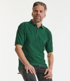 Russell Poly/Cotton Piqué Polo Shirt