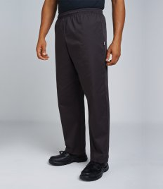 Dennys Elasticated Chef's Trousers