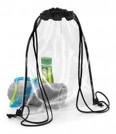 BagBase Clear Gymsac