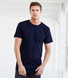 Canvas Long Body Urban T-Shirt