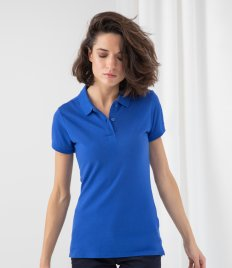 Henbury Ladies Modern Fit Cotton Piqué Polo Shirt