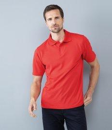 Henbury Coolplus® Wicking Piqué Polo Shirt