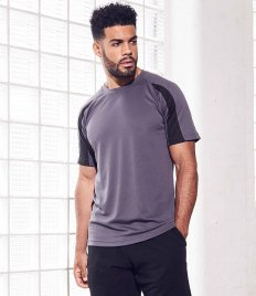 AWDis Cool Contrast Wicking T-Shirt