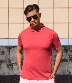 AWDis Tri-Blend Polo Shirt