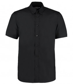 Kustom Kit Short Sleeve Classic Fit Workforce Shirt