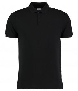Kustom Kit Klassic Heavy Slim Fit Piqué Polo Shirt