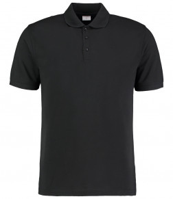 Kustom Kit Klassic Slim Fit Poly/Cotton Piqué Polo Shirt