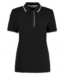 Kustom Kit Ladies Essential Poly/Cotton Piqué Polo Shirt