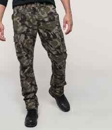 Kariban Multi-Pocket Trousers