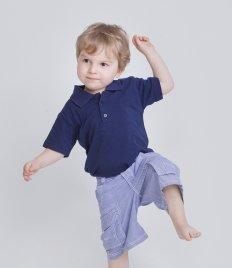 Larkwood Baby/Toddler Polo Shirt