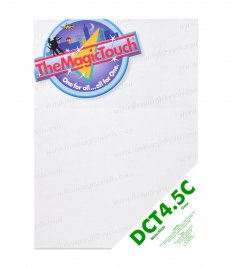 TheMagicTouch DCT 4.5 Transfer Paper - 50 Sheets