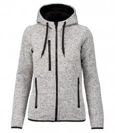 Proact Ladies Heather Hooded Jacket