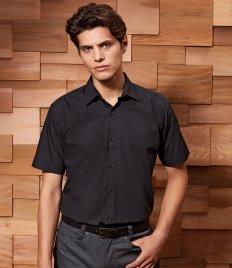 Premier Supreme Short Sleeve Poplin Shirt