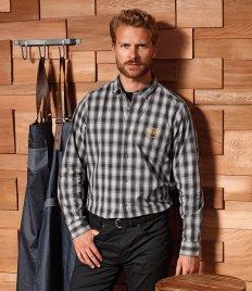 Premier Mulligan Check Long Sleeve Shirt