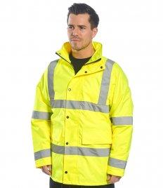 Portwest Hi-Vis 4-in-1 Traffic Jacket
