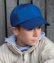 Result Kids Cotton Cap
