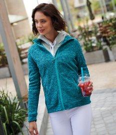 Regatta Ladies Thornly Marl Fleece Jacket