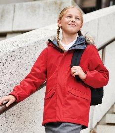 Regatta Kids Cadet Insulated Parka Jacket