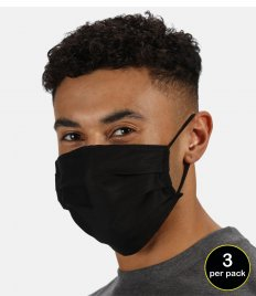 Regatta Three Layer Anti-Bacterial Face Cover