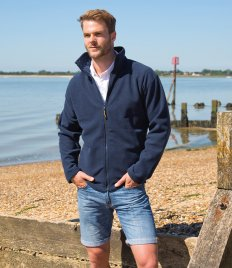 Result Horizon High Grade Micro Fleece Jacket