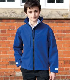 Result Kids Classic Soft Shell Jacket