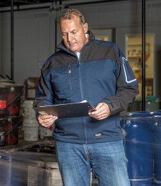 Result Work-Guard Sabre Soft Shell Jacket