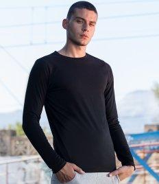SF Men Feel Good Stretch Long Sleeve T-Shirt