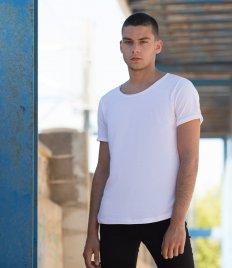 SF Unisex Scoop Neck T-Shirt