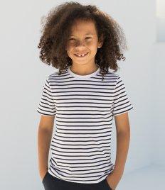 SF Minni Kids Striped T-Shirt
