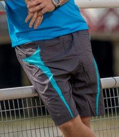 Spiro Micro-Lite Mesh Lined Team Shorts