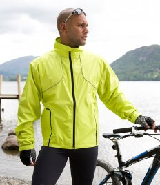 Spiro Bikewear Crosslite Trail and Track Jacket