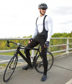Spiro Bikewear Long Bib