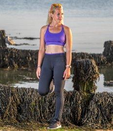 Spiro Ladies Fitness Crop Top