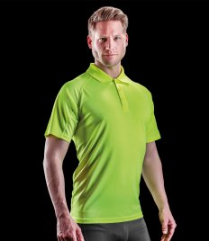 Spiro Impact Performance Aircool Polo Shirt