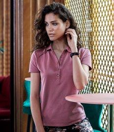 Tee Jays Ladies Luxury Stretch Polo Shirt