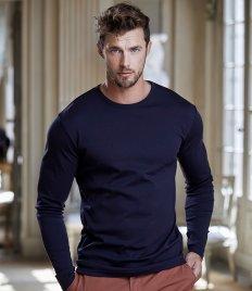 Tee Jays Long Sleeve Interlock T-Shirt