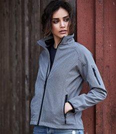 Tee Jays Ladies Lightweight Performance Soft Shell Jacket