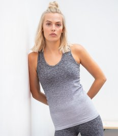 Tombo Ladies Seamless Fade Out Vest