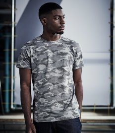 Tactical Threads Dense Camo T-Shirt